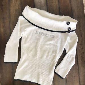 NEW Bebe Sweater 1️⃣